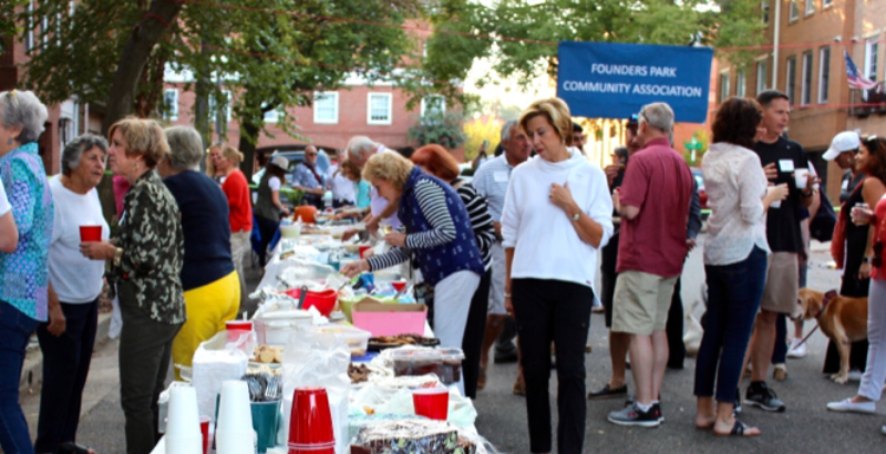 Block Party & Annual Meeting